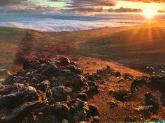 UNESCO World Heritage Site: Kluchevskoy Nature Park, Kamchatka Russia