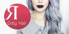 #silverhair #realrussianhair #russianhair #hairextensions #greyhair https://www.real-russian-hair.com/fr/extension-bande/277-extension-cheveux-en-bande.html#/22-longueur-50_cm/81-couleur-gris_argente