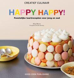 Dromen van feesttaarten mag voor jong en oud. Probleemloos te maken gelaagde taarten, mooie versierde taarten, maxi charlottetaarten, speelse tiramisutaart. Of het nu voor een verjaardag of andere grote gelegenheid is; u kunt kiezen uit deze verzameling verbluffend originele recepten, die zo makkelijk te maken zijn dat u ze wel het hele jaar door zou kunnen eten.  Auteur: Alisa Morov | ISBN: 9789461430243 | Hardcover 70 pagina's | Good Cook