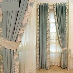 Custom curtains luxury Chinese classical living room embroidered gold brown cloth blackout curtain tulle valance drape Curtains from Home Garden on AliExpress Luxury Curtains, Cheap Curtains, Modern Curtains, Custom Curtains, Colorful Curtains, Tulle Curtains, Living Room Decor Curtains, Bedroom Drapes, Home Curtains