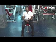 Seated Workouts for Obese People - YouTube
