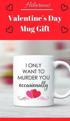 This is perfect for my husband! He'd take it to work and get some great laughs out of it! #love #ad #valentinesday