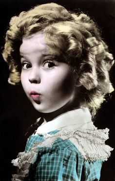 shirley temple. You made a difference in this world;'~}. You will be missed.