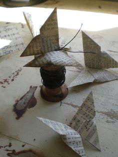 L'atelier du mercredi : diy avec des papillons