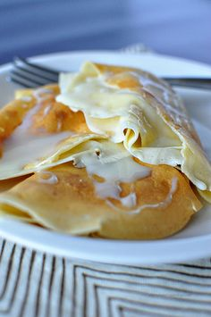 Russian Blini- aka Crepes that are so easy to make using ingredients you have on hand already.