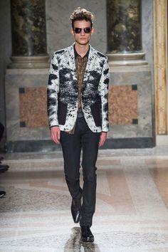 ROBERTO CAVALLI Men's Fall Winter 2015 Otoño Invierno #Menswear #Trends #Moda Hombre #Tendencias