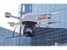 Microdrone UAV Quadrocopter Video Drone, Military Grade, Police, Fire, Search and Rescue  & Rescue, and more.  www.uavdronesforsale.com
