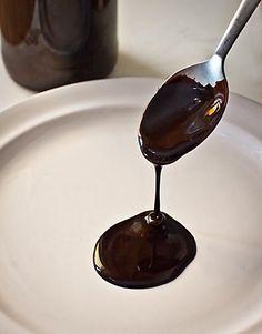 Cómo hacer sirope de chocolate, salsas dulces con Thermomix « Trucos de cocina Thermomix