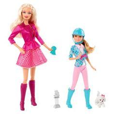 Barbie Sisters Barbie & Stacie Doll 2-Pack