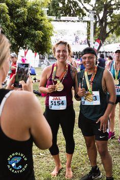 Signature event at the Honolulu Marathon Weekend. 2020 marks the anniversary of the largest marathon in the U. Honolulu Hawaii, Finish Line, Marathon, Anniversary, It Is Finished, Running, Football Pitch, Marathons, Keep Running