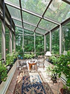Home Interior Modern how to build a greenhouse.Home Interior Modern how to build a greenhouse Build A Greenhouse, Greenhouse Attached To House, Greenhouse House, Greenhouse Ideas, Greenhouse Gardening, Diy Garden Projects, Garden Ideas, My Dream Home, Future House