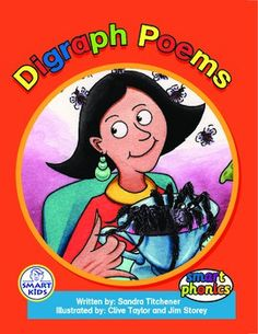 Ideal for shared reading these beautifully illustrated read-along poems have a high degree of repetition above and beyond high frequency words, allowing children to develop and extend their vocabulary and general knowledge. Each consonant digraph has a separate poem.