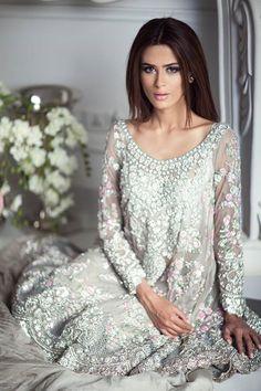 Mina Hasan . Pakistani Wedding Dress. Follow me here MrZeshan Sadiq