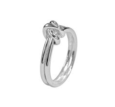 Coleção Knot - Anel em prata PVP 31,00 Euros Pvp, Knots, Engagement Rings, Collection, Jewelry, Jewelry Sets, Silver, Jewels, Rings For Engagement