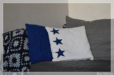 poduszka, gwiazdki