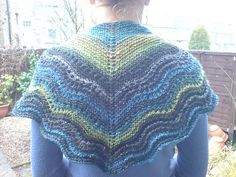Ravelry: Midnight Shawl . pattern by Eleanor Lee