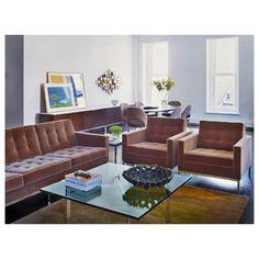 Sullivan Sofa And Chair Thrive Furniture Florence Mid Century Modern Design