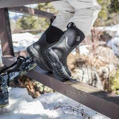 MUCK Boots are literally the perfect footwear solution for everything including winter boots.