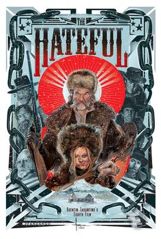 The Hateful Eight (2015) (Quentin Tarantino) -Watch Free Latest Movies Online on Moive365.to