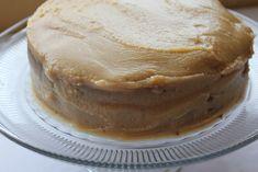 Caramel Cake, for Vann