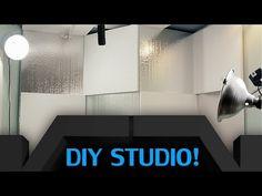Maximizing Space - Building Video Home Studio