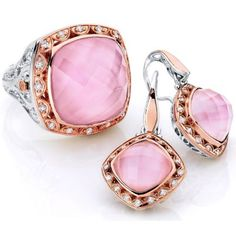 Pretty in Pink.. Tacori..