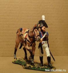 Prussian Horse Artillery, 1806 Del Prado: Cavalry of the Napoleonic Wars