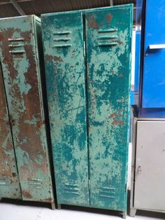 ~lockers~