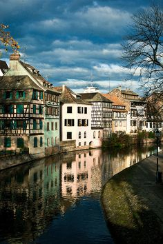 Strasbourg, Alsace, France ... I have ancestors here - beautiful.