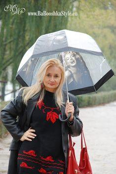 Babooshka Style - Blog modowy: Sukienka ręcznie robiona - dress handmade