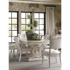 Lexington Oyster Bay Montauk Extendable Dining Table Reviews Wayfair Chairs