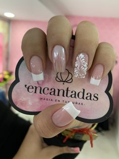 French Manicure Nail Designs, Luxury Girl, Nail Decorations, Gorgeous Nails, Nail Art, Blog, Glamour, Beauty, Bling Nails