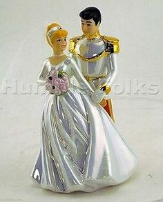 Wonderful Cinderella Wedding Cake Topper | Cinderella | Pinterest | Cinderella Wedding,  Wedding Cake And Weddings