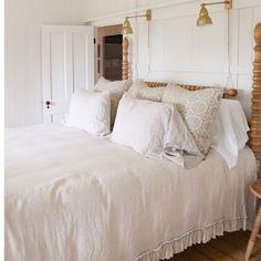 PoshTots Spindle Bed in Honey #spindle #bed #design #boho
