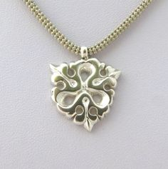 Hey, I found this really awesome Etsy listing at https://www.etsy.com/listing/160750215/silver-oriental-necklace-925-silver