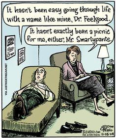 Funny names...