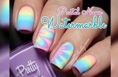 Pastel Neon RAINBOW!