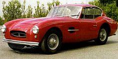 1957 Allard Gran Turismo
