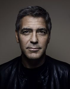 George Clooney by Patrick Swirc.