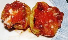Grilovaná jablka s marmeládou i pro dia Pancakes, Breakfast, Food, Diet, Morning Coffee, Pancake, Meals, Yemek, Eten