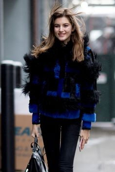 Street Style New York Fashion Week Fall 2017   POPSUGAR Fashion Photo 80