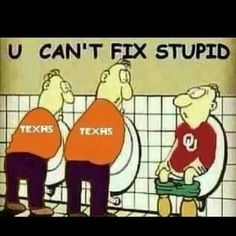 "50 ""OU Sucks"" pictures & memes for game day - Show Your Stripes"