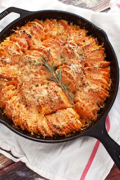 Hasselbeck Scalloped Sweet Potatoes  Its quite possible you have all your Thanksgiving menus set in stone, but in case you don't, I'm trying to squeeze a couple more in! This one cannot be missed because it's just too good. Now, I hav...