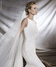 Pronovias Wedding Dress Olinda | Blush Bridal Shop