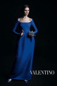 Ad Campaigns 2013 | Valentino Fall 2013 Ad Campaign photographed by Inez & Vinoodh.