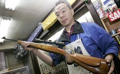 A Land Without Guns: How Japan Has Virtually Eliminated Shooting Deaths In part by forbidding almost all forms of firearm ownership, the country has as few as two gun-related homicides a year. Rifles, Wtf Fun Facts, Random Facts, Drug Test, Criminal Record, Thing 1, Gun Control, The More You Know, Social Issues