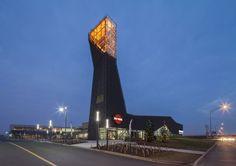 The Prémont Lantern / DMG architecture + Bourgeois Lechasseur Architectes