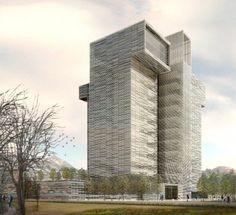 Project - Seoul National University of Technology, Smart-House Technopark - Architizer