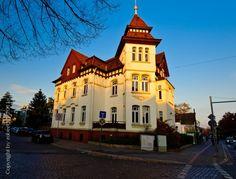 HANNOVER Kirchrode  Tiergartenstraße hanover germany