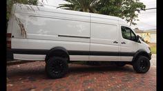 Mercedes 4x4, Mercedes Sprinter, Ambulance, Vw Bus, Accessoires 4x4, Vw Crafter, 4x4 Van, Sprinter Camper, Bus Life